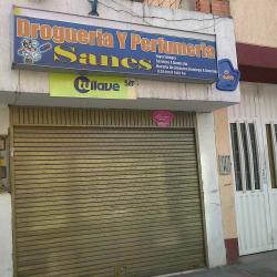 Droguería y Perfumería Sanes  en Bogotá