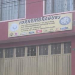 Torrembragues en Bogotá