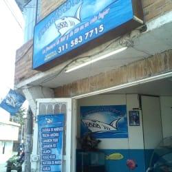 Pescadería El Tiburón  en Bogotá