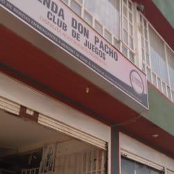 Tienda Don Pacho Club De Juegos en Bogotá