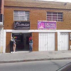 Fucsia  en Bogotá