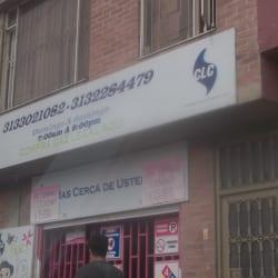 Gaz en Bogotá