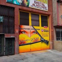 Impresión Digital Al Instante  en Bogotá