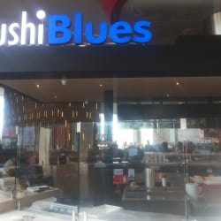 Sushi Blues - Mall Plaza Egaña en Santiago