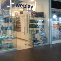 Weplay - Mall Plaza Sur en Santiago