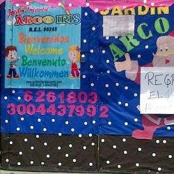 Jardín Infantil Arco Iris en Bogotá