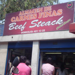 Almacen de Carnes Finas Beef Steack en Bogotá