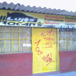 Lujos Rocars en Bogotá