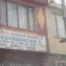 Makro Variedades en Bogotá
