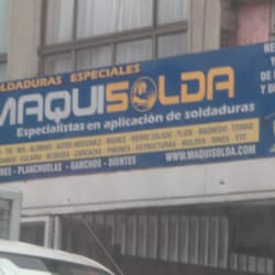 Maquisolda en Bogotá