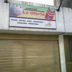 Almacenes La Oferta en Bogotá