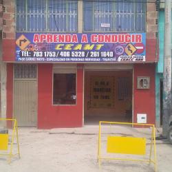 Aprenda A Conducir Ceamt en Bogotá