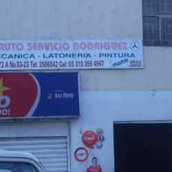 Auto Servicio Rodriguez en Bogotá