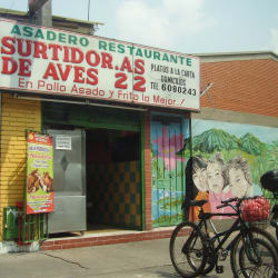 Asadero Restaurante Surtidor en Bogotá