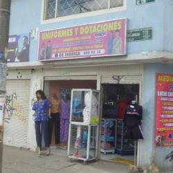 Uniformes Y Dotaciones Paris en Bogotá