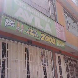 Cigarreria Avila en Bogotá