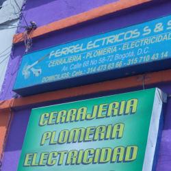 Ferrelectricos S Y S en Bogotá