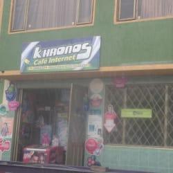 Khronos Café Internet  en Bogotá