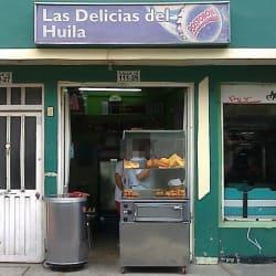 Las Delicias del Huila en Bogotá