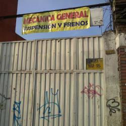Mecánica General Calle 17  en Bogotá