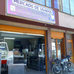 Mercado de Usados en Bogotá