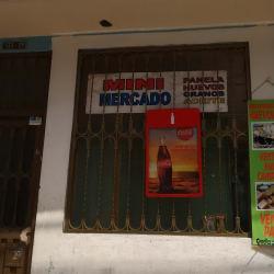 Mini Mercado Carrera 156A en Bogotá
