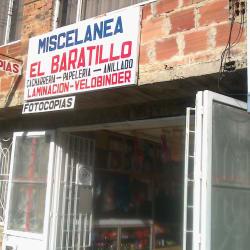 Miscelanea El Baratillo Carrera 79C en Bogotá