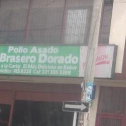 El Brasero Dorado en Bogotá