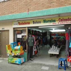 Colors Calle 162 en Bogotá