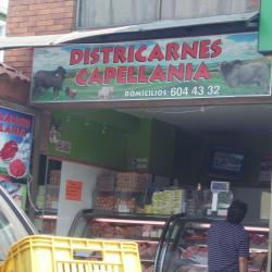Districarnes Capellania en Bogotá