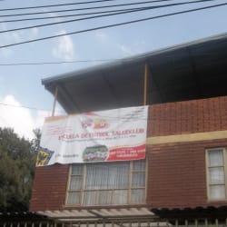 Escuela de Futbol Saluclub en Bogotá