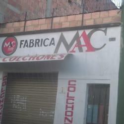 MAC Fabrica de Colchones en Bogotá