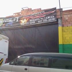 Futsal # 7 en Bogotá