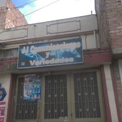 J J Comunicaciones y Variedades en Bogotá