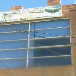 La Llanta en Bogotá