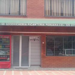 Cevicheria Picanteria Peruana  en Bogotá