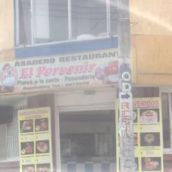 Asadero Restaurante El Porvenir en Bogotá