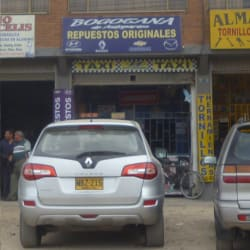 Bogotana De Autopartes en Bogotá