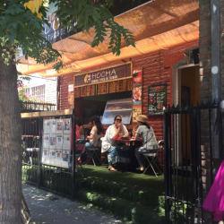 Restaurante Hocha en Santiago
