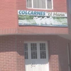Colcarnes El Mana en Bogotá