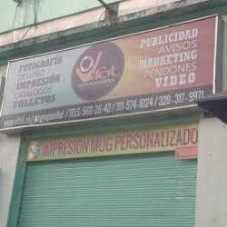 Vifot en Bogotá