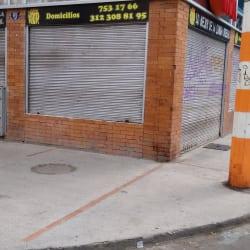 Jaky Wok en Bogotá