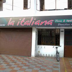 La Italiana Pizza y Hamburguesas en Bogotá
