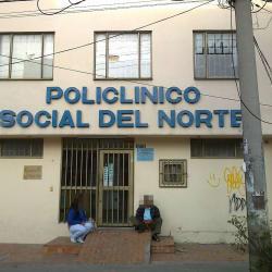 Policlínico Social del Norte Ltda en Bogotá