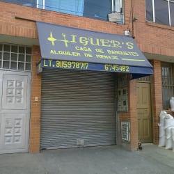 Casa de Eventos Higuer's en Bogotá
