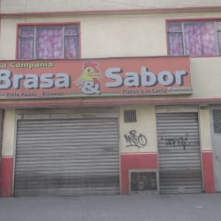 La Compañia Brasa & Sabor en Bogotá