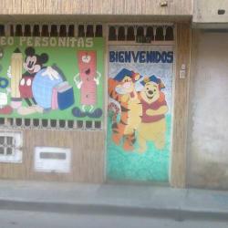 Liceo Personitas Calle 14A en Bogotá