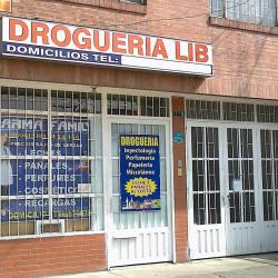 Drogueria LIB en Bogotá