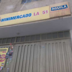 Minimercado la 51 en Bogotá