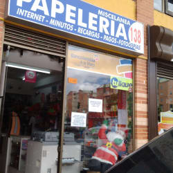 Miscelanea Papeleria 138  en Bogotá